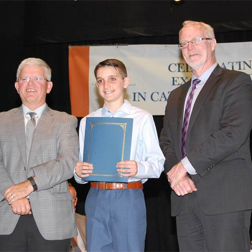 """Celebrating Excellence in Catholic Education"" Awards"